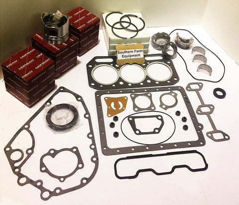 SFKJ-750M ENGINE REBUILD KIT,JOHN DEERE