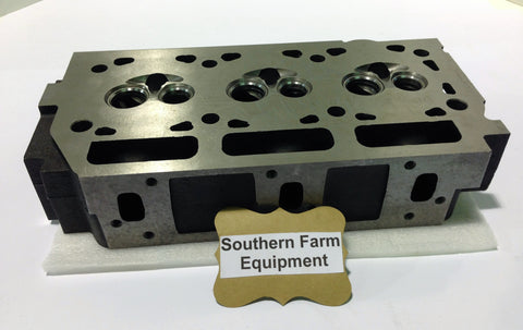 SFCH-J380 CYLINDER HEAD, JOHN DEERE (INCLUDES CORE CHARGE)