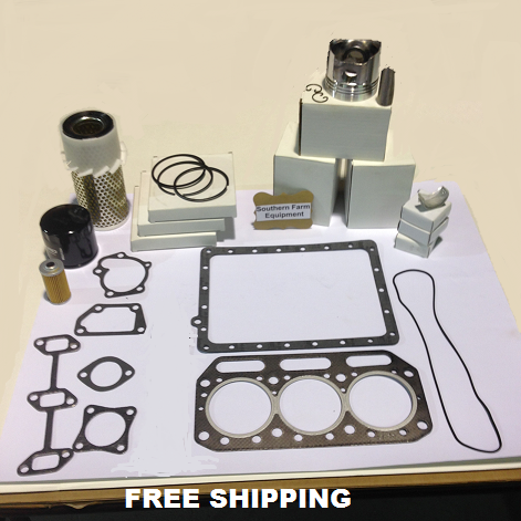 SFEKJ-750  ENGINE KIT, JOHN DEERE 750