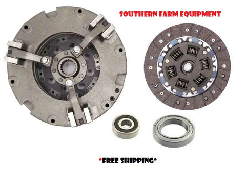 SFCK-3000 KUBOTA CLUTCH KIT 4 PIECE