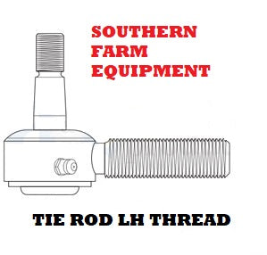 SFTR-1812 Tie Rod End LH Thread