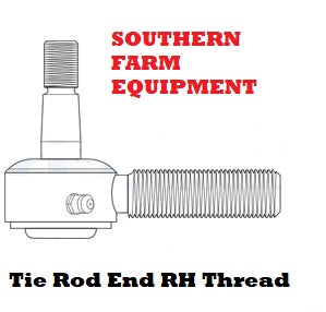 SFTR-1813 Tie Rod End RH Thread