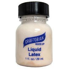 Graftobian Liquid latex Flesh 1oz