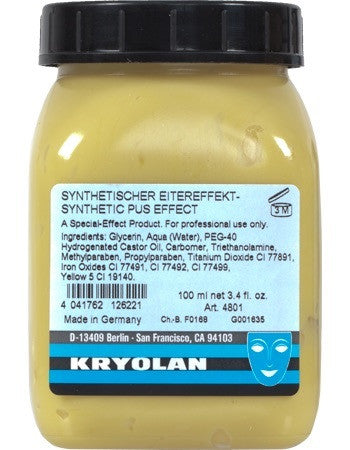 Kryolan Synthetic Pus Effect 100ml