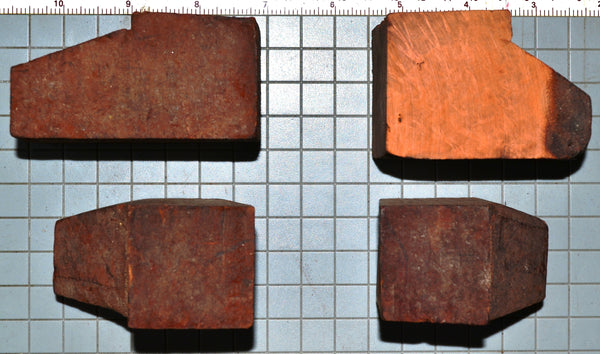 BRIAR EBAUCHON BLOCKS 4 PCS LOT SIZE4