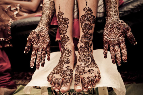 For the Love of Mehndi
