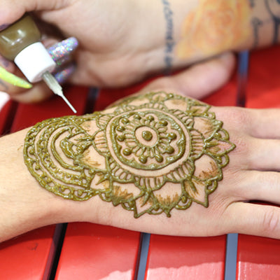 5 Things I Learned from Henna Tattoos