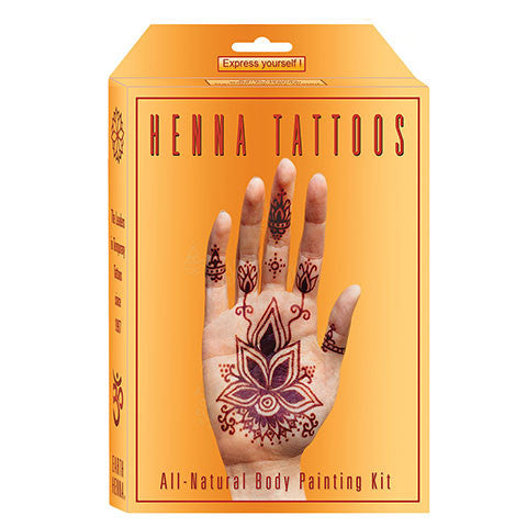Earth Henna Premium Kit