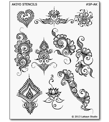 Designs By Akiyo Henna Inc