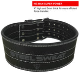 CLAW Leather Belt