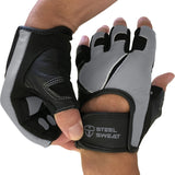 SCARR Leather Gloves