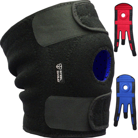 Steel Sweat DASH Knee Brace - Blue