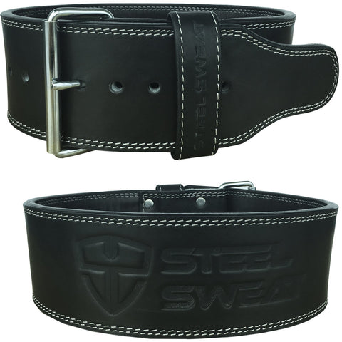 BOLT Leather Weight Lifting Belt