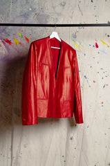 Red Suit Jacket - BiC
