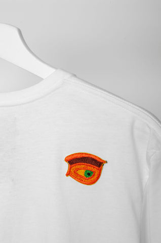 Embroidered Eye T-Shirt