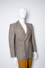 Brown Tweed Jacket