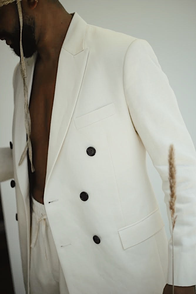 RAML Double Breasted Blazer