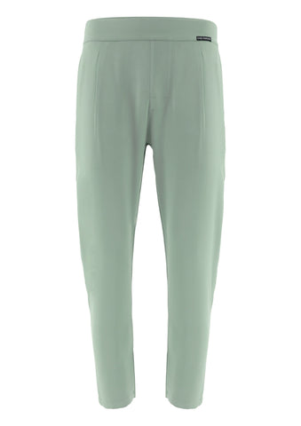 Teal Tailored Trousers