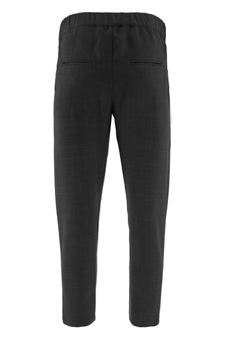 Dark Grey Tailored Trousers