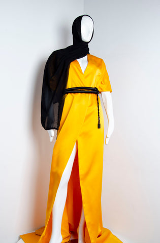 The Yellow Bisht