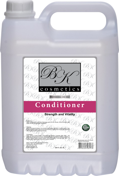 Bk Conditioner Vitality Keratin Gallon (169 Oz / 5L)