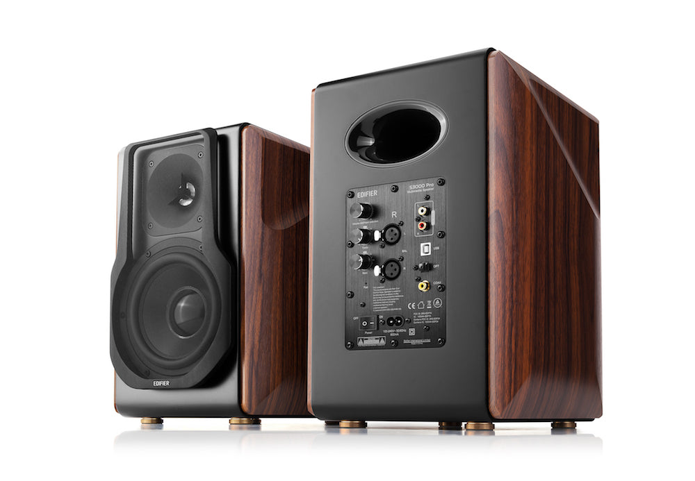 S3000PRO Active 2.0 Wireless Monitor Speakers