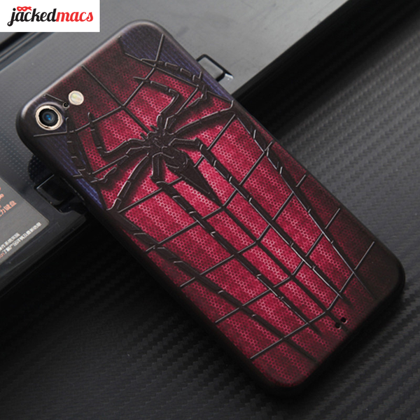 Hero iPhone 5, 6, or 7 Case - Spiderman