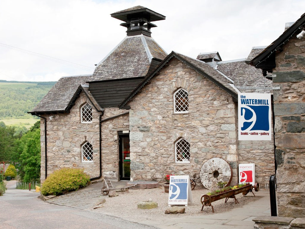Image of the Watermill Bookshop & Art Gallery, Aberfeldy