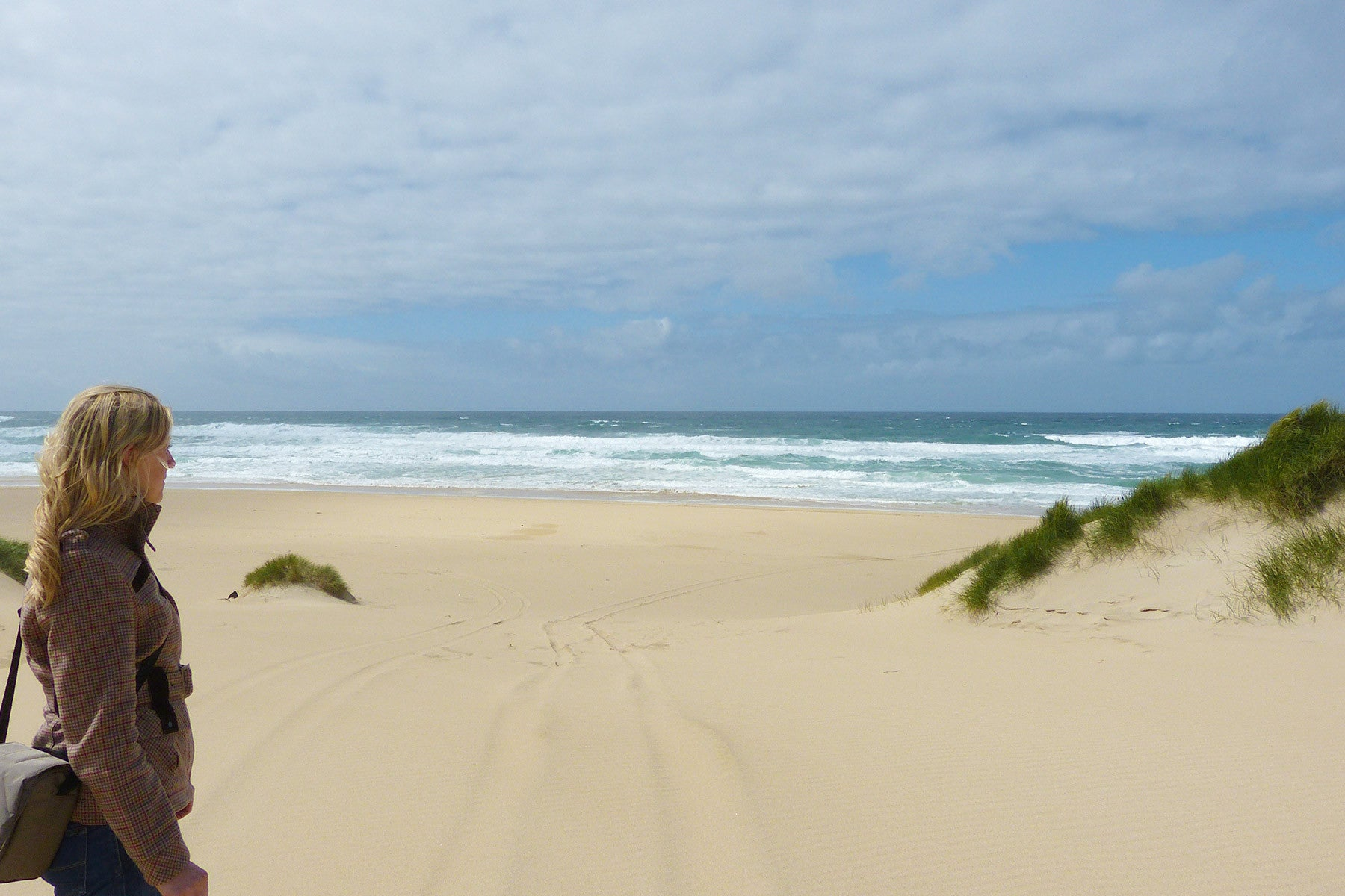 Atlantic Waves and Stunning Sands of Eoropie on the Isle of Lewis