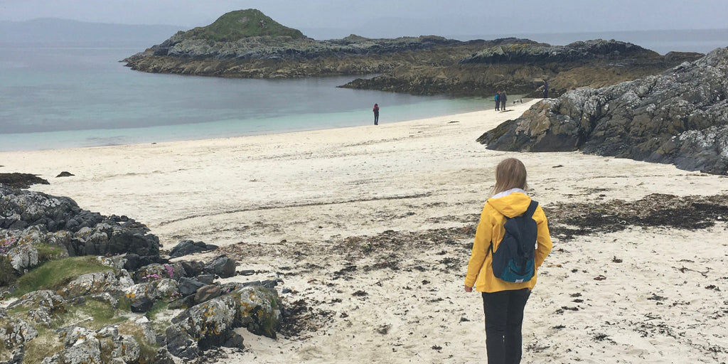Port na Murrach Beach Arisaig Jane Hunter