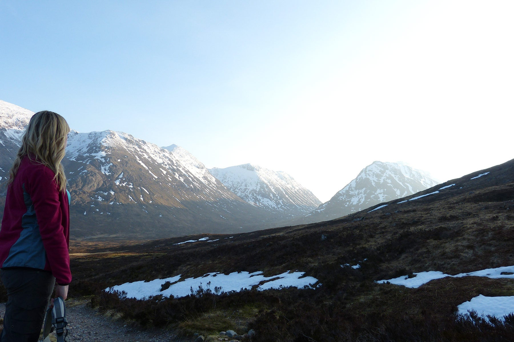 Glaciated Valleys Glencoe