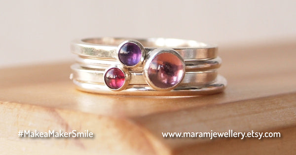 Madam Jewellery Stacking Rings Glasgow