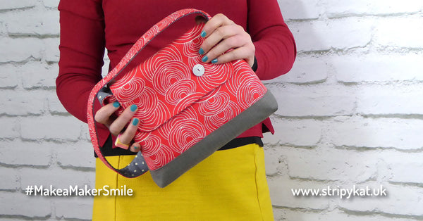 Gorgeous Handmade Bags by StripyKat UK