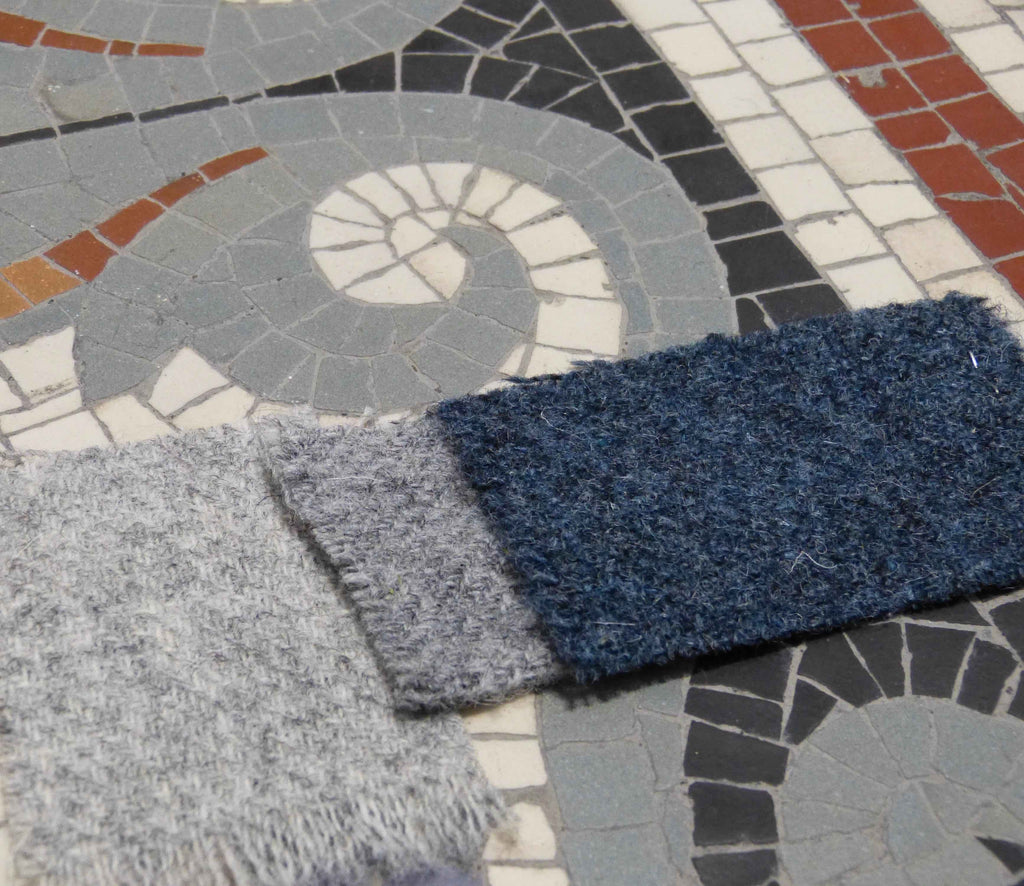 Irvine Townhouse Mosaic Floor Colour Inspiration