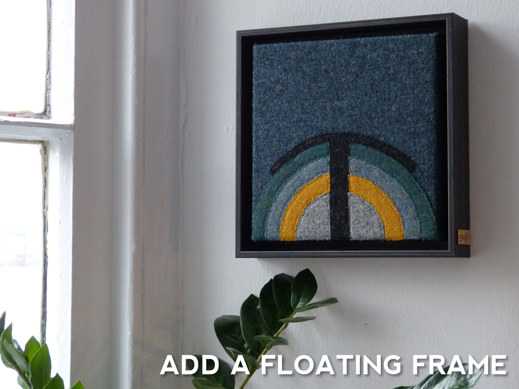 Framing Textile Art