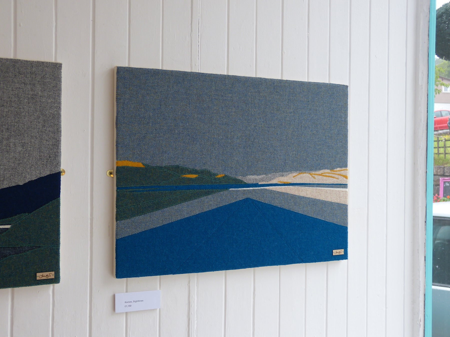 Sightlines, Kames - Contemporary Scottish Textile Art 2018