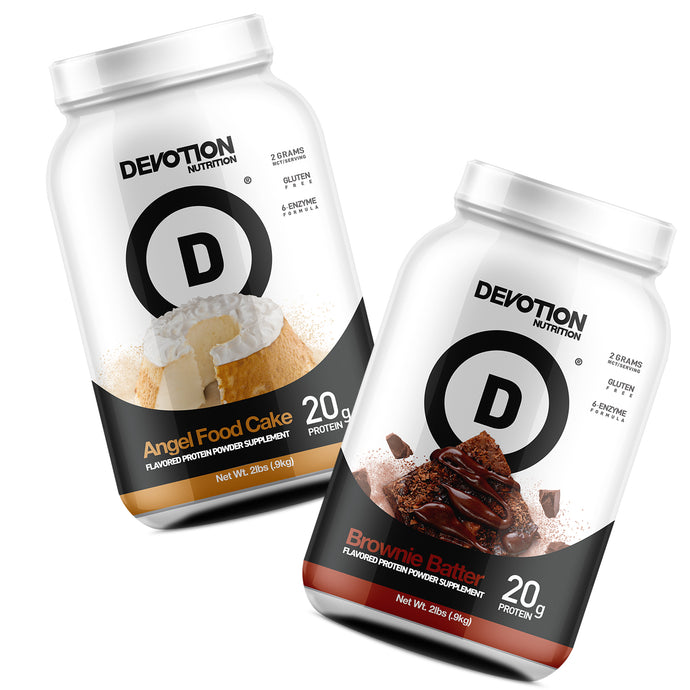 Why is Devotion Protein Unlike Any Other Protein Powder You've Ever Had