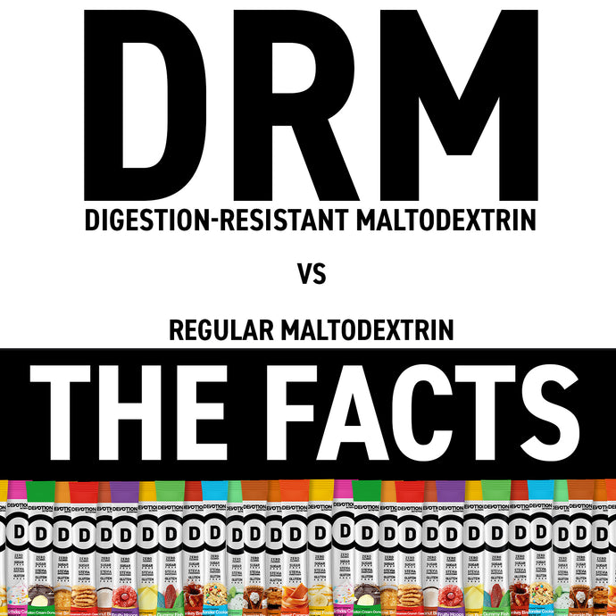 Digestion-Resistant Maltodextrin: The Facts