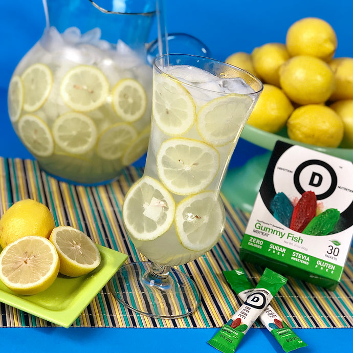 Sweet Lemonade & Cocktail Mixer