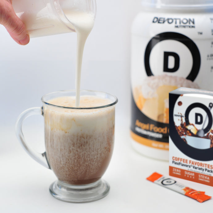 Devotion Protein Coffee Creamer