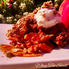 High Protein Warm Apple Crisp