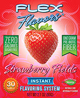 Flex Flavors Strawberry Fields