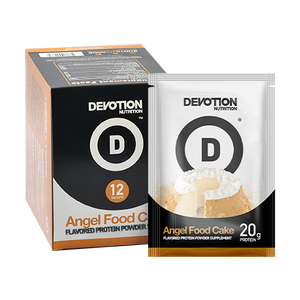 Angel Food Cake Protein 12-Pack