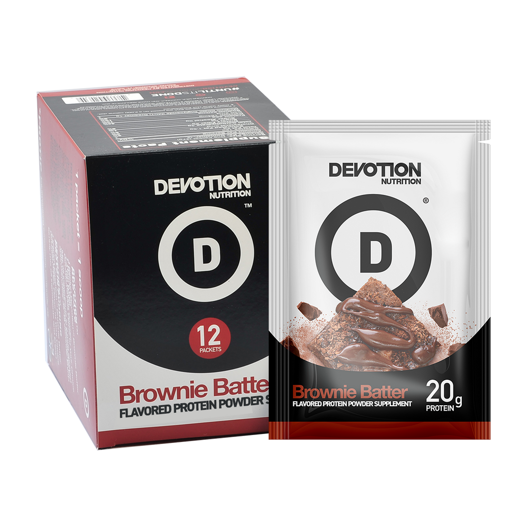 Brownie Batter Protein 12-Pack