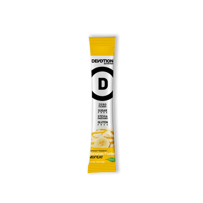 Bananas Foster Flex Flavor Stick Pack