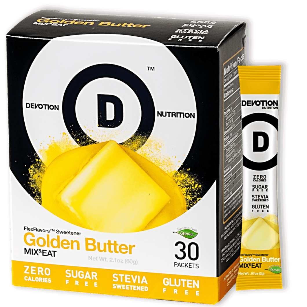 Golden Butter Flex Flavor