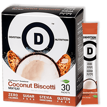 Load image into Gallery viewer, Coconut Biscotti Flex Flavor
