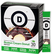 Load image into Gallery viewer, Boston Cream Donut Flex Flavor