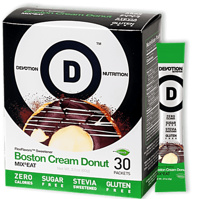 Boston Cream Donut Flex Flavor