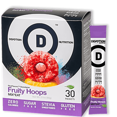 Fruity Hoops Flex Flavor